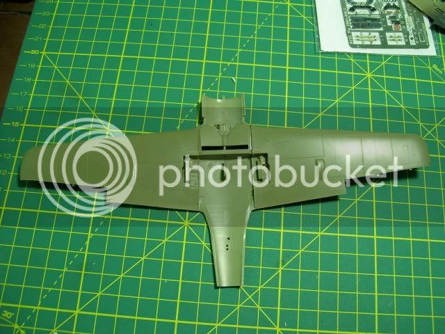Focke Wulf 190 A-8/R2 JG-3 Nariz Negra Eduard 1/48 FockeWulf190A-8R28