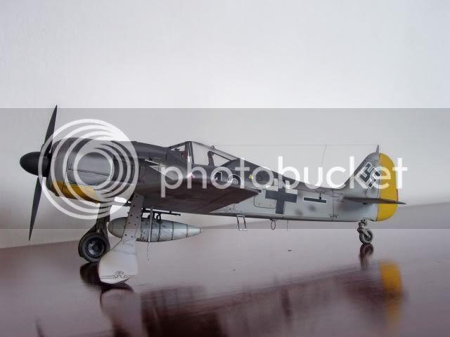 Focke Wulf 190 A-8 DML 1/48 Josef Prillers FockeWulfA8JosefPrillersTerminado1