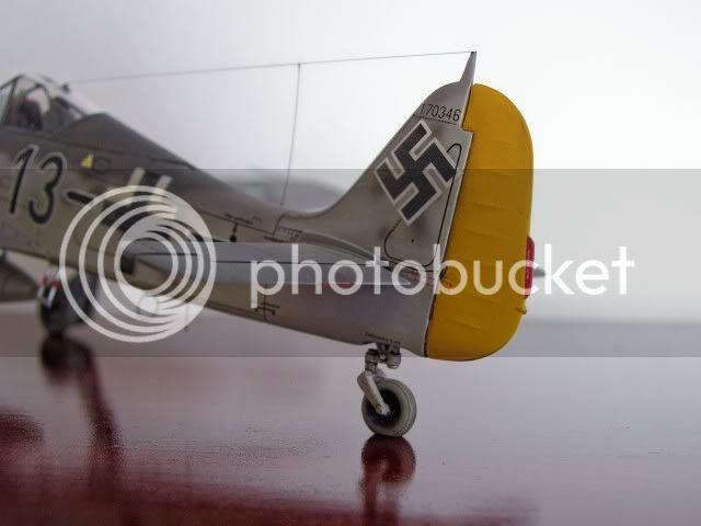 Focke Wulf 190 A-8 DML 1/48 Josef Prillers FockeWulfA8JosefPrillersTerminado10