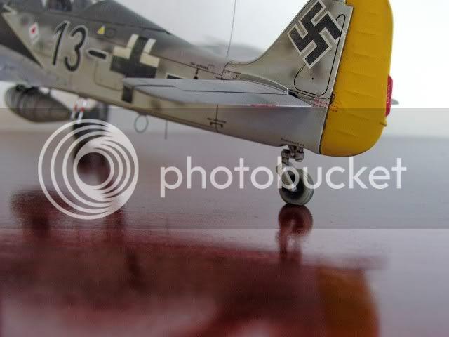 Focke Wulf 190 A-8 DML 1/48 Josef Prillers FockeWulfA8JosefPrillersTerminado11