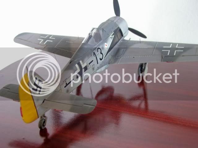 Focke Wulf 190 A-8 DML 1/48 Josef Prillers FockeWulfA8JosefPrillersTerminado12