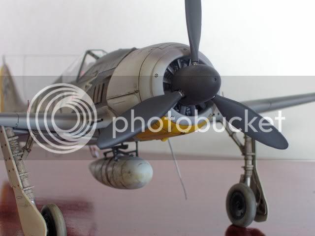 Focke Wulf 190 A-8 DML 1/48 Josef Prillers FockeWulfA8JosefPrillersTerminado18