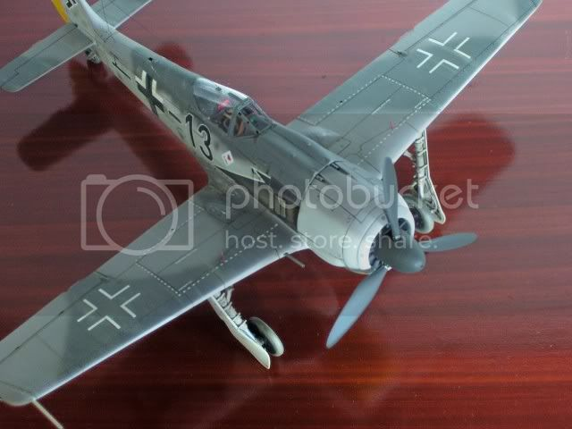 Focke Wulf 190 A-8 DML 1/48 Josef Prillers FockeWulfA8JosefPrillersTerminado22