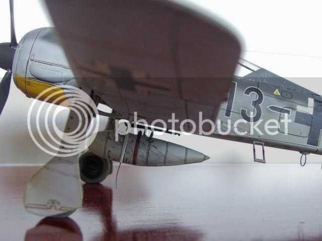 Focke Wulf 190 A-8 DML 1/48 Josef Prillers FockeWulfA8JosefPrillersTerminado5