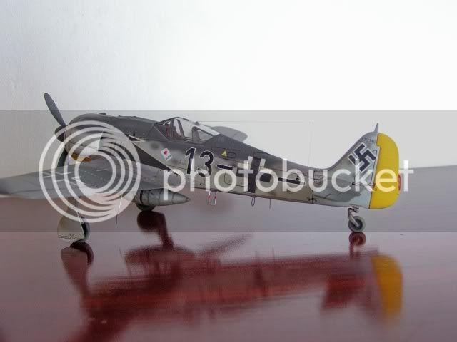 Focke Wulf 190 A-8 DML 1/48 Josef Prillers FockeWulfA8JosefPrillersTerminado6