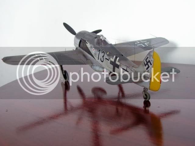 Focke Wulf 190 A-8 DML 1/48 Josef Prillers FockeWulfA8JosefPrillersTerminado7