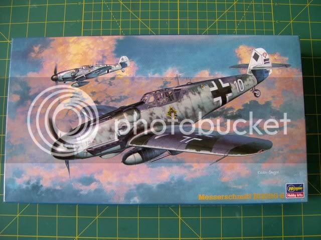 Messerschmitt 109 G-6 Erich Hartmann Tulipan N. (Terminado) NuevoProyectodelPanzer1