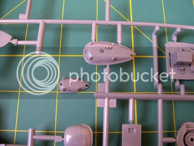 Messerschmitt 109 G-6 Erich Hartmann Tulipan N. (Terminado) - Página 2 NuevosAvancesMe10910