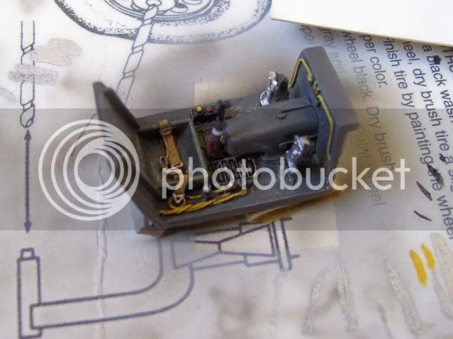 Messerschmitt 109 G-6 Erich Hartmann Tulipan N. (Terminado) NuevosAvancesMe7