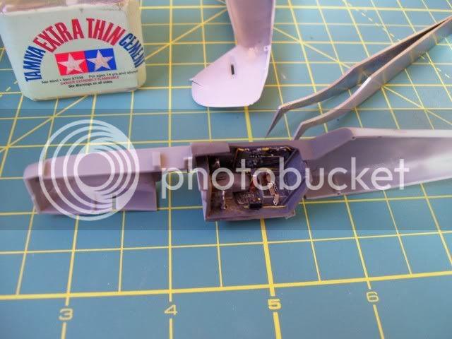 Messerschmitt 109 G-6 Erich Hartmann Tulipan N. (Terminado) NuevosAvancesMe8