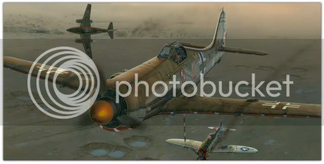 Messerschmitt 109 G-6 Erich Hartmann Tulipan N. (Terminado) I2010-01_02