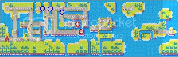 Super Mario Bros. 3 maps Mario3-1