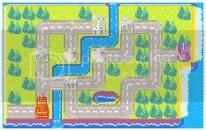 Super Mario Bros. 3 maps Mario5a