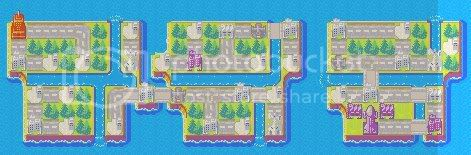 Super Mario Bros. 3 maps Mario7