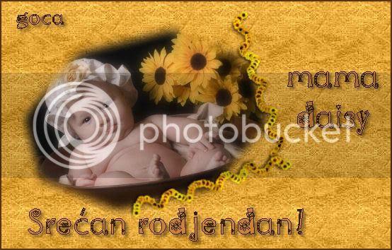 Srecan rodjendan mama daisy Mamadaisy