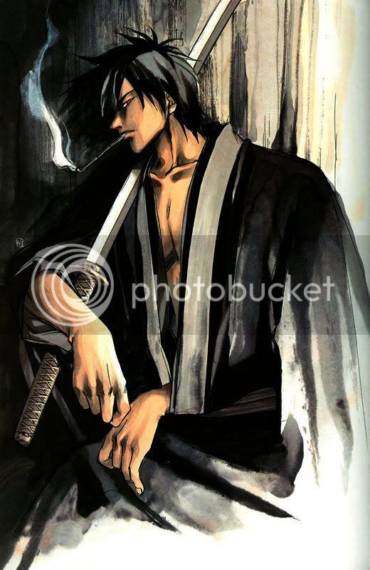 Takezo Murata (Leo) SamuraiDeeperKyo