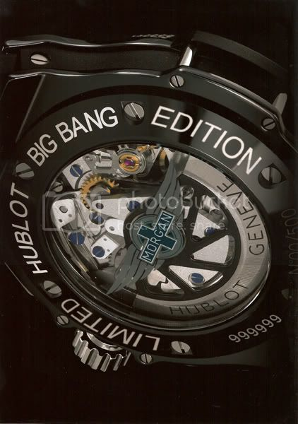 Hublot & Morgan AeroBang_Back
