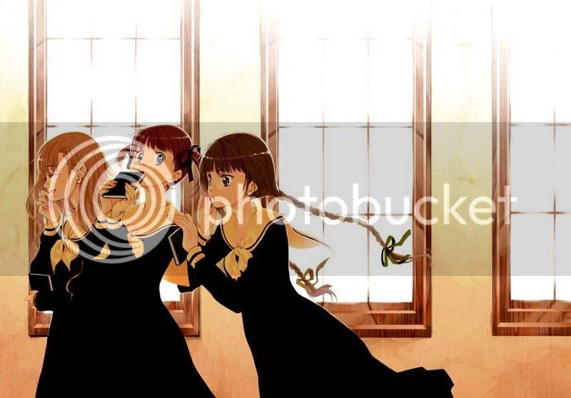 My People no mel. Threegirls