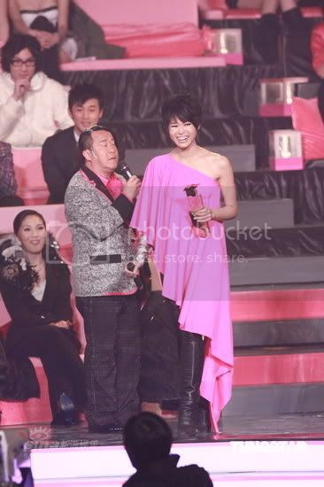 [3 January 2009] Myolie won Recommended Newcomer/most Outstanding Award (Updated) 20090103funz_am005