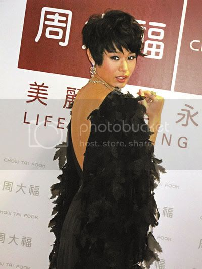 [11 January 2009] Myolie at Chow Tai Fook Race Day (updated) 20090111wwp_1