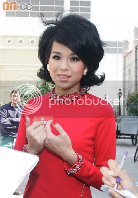 [12 January 2009] Myolie sacrificed herself to act as someone who is flirty 20090113oncc_6