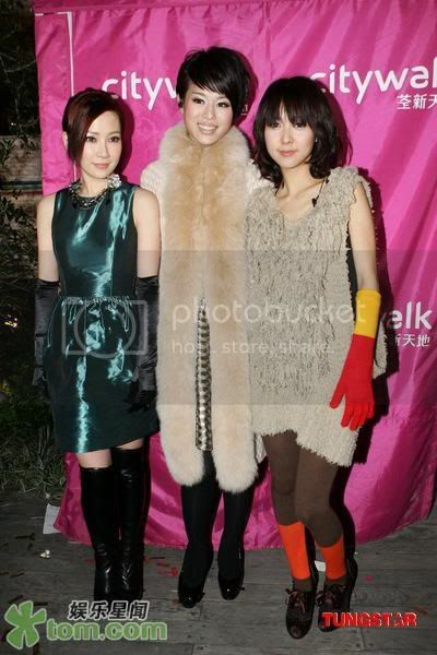 [27 January 2009] Myolie at Chinese New Year Function 20090125funz_tom006