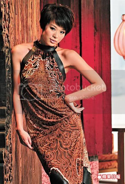 [31 January 2009] Chinese New Year interview with Myolie and Kevin 20090131appledailynews_01