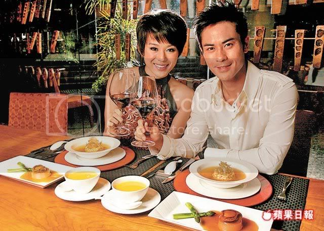 [31 January 2009] Chinese New Year interview with Myolie and Kevin 20090131appledailynews_03