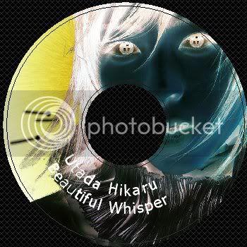 Make Your Own Hikki Album! BeautifulWhisperCD