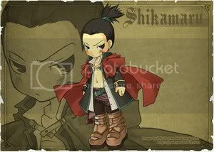 Itachi's house - Page 2 Shikamaru