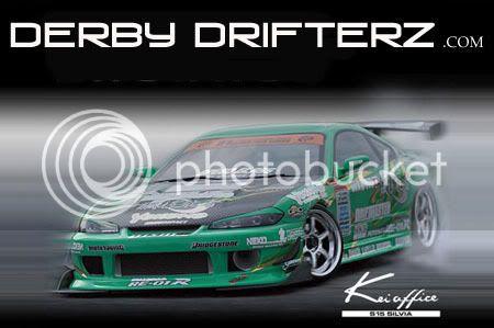 DERBY DRIFTERZ
