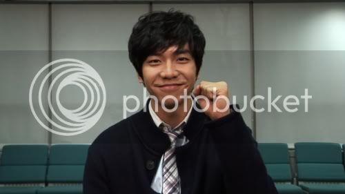 Lee Seung Gi 2d1n1