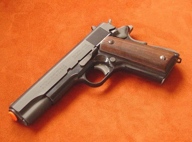 Wanted-MGC COLT M1911 Instructions Please COLT1911mgc1