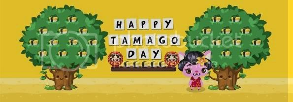 The 5 year anniversary of Tamago Day is September 29! TamagoDay
