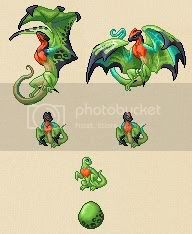 Dragon Cave Links and Information (Updated May 26, 2010) _Bright-BreastedWyvernDragonSet-1