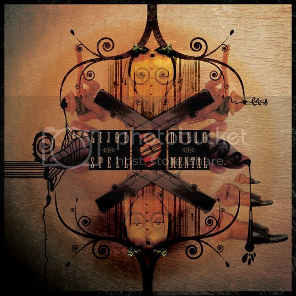 [Album]Spell & Gijoe_Duelo Mental Capa