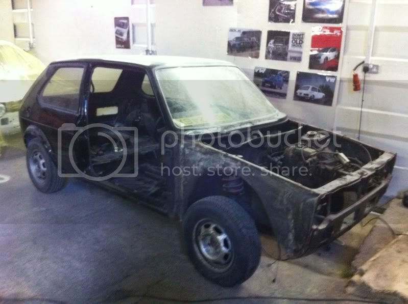 The 'Other' Mk1 golf IMG_1069