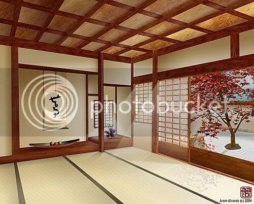 Rodinný dům - Rodiny Chimamire Aram-japanese_house