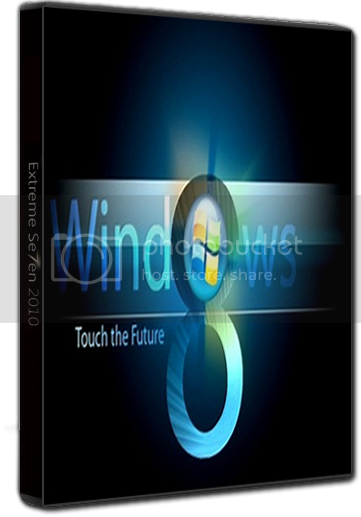 Windows 8 (2010) Ultimate Xtreme Edition [32+64] BIT Integrated 13541201041413353