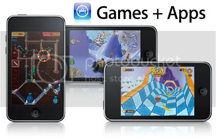 Top iPod Touch Apps & Games | 2.00 GB 196361