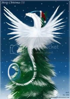 If I were a dragon ... I would look like this .. - Page 5 ChristmasTreeDragon