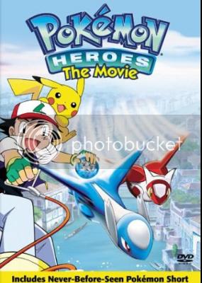 Peliculas pokemon Poster3