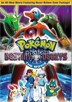 Peliculas pokemon Poster8