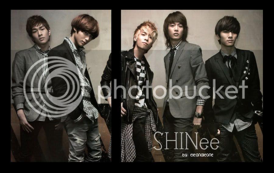 ♥♥...............:SHINee:..................♥♥