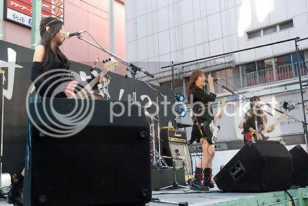 BABY ACTION Surprise Live - Kabukicho, Tokyo 02