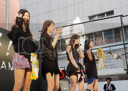 BABY ACTION Surprise Live - Kabukicho, Tokyo 15