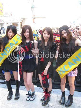 BABY ACTION Surprise Live - Kabukicho, Tokyo Gnj1108110503003-p2