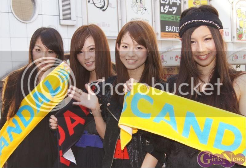 BABY ACTION Surprise Live - Kabukicho, Tokyo Img20110810scandal1
