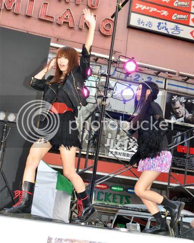 BABY ACTION Surprise Live - Kabukicho, Tokyo Scandal01