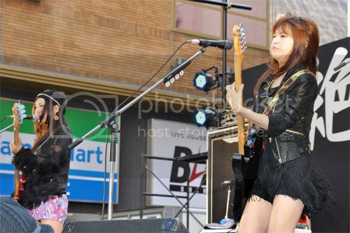 BABY ACTION Surprise Live - Kabukicho, Tokyo Scandal02